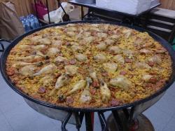 Paella geante saint chamond (loire) (1)