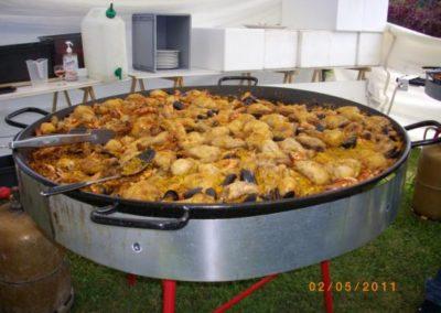 Paella groupe saint chamond (1)