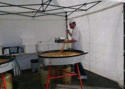 Paella groupe saint chamond (2)